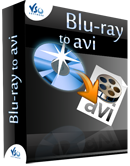 Blu-ray to AVI